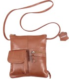 Aamin Sling Bag (Brown)