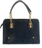 Deniza Hand-held Bag (Blue)