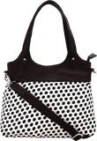 Borsavela Hand-held Bag (Black)