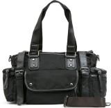 Catss Messenger Bag (Black)