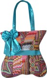 Angelfish Hand-held Bag (Multicolor)