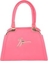Violet Hand-held Bag(PINK)