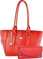 Goldmine Hand-held Bag(Red)