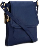 Yours Luggage Sling Bag (Blue)