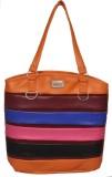 Naaz Bag Collection Hand-held Bag (Orang...