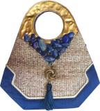 Bhamini Hand-held Bag (Blue)