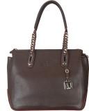 Adamis Hand-held Bag (Brown)