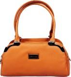 Limerence Hand-held Bag (Brown)