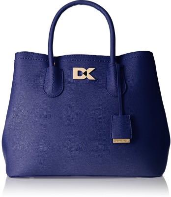 Diana Korr Hand-held Bag(Blue-02)