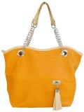 Hi Look Hand-held Bag (Yellow)