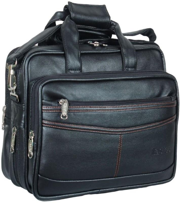 Easies Messenger Bag(Black)