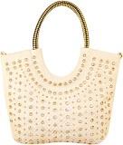 Lion Heart Shoulder Bag (White)