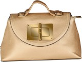 Abrazo Hand-held Bag (Gold)