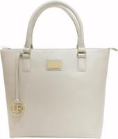 La Roma Hand-held Bag(White)