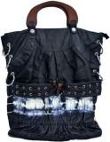 Vintage Hand-held Bag (Black)