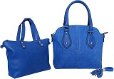 Parv Collections Tote (Blue)