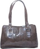 New Pearls Hand-held Bag (Brown)