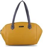 Touristor Hand-held Bag (Yellow, Grey)