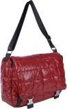 Just Women Messenger Bag (Red)