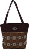 Benicia Shoulder Bag (Brown)