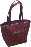 Shop & Shoppee Shoulder Bag (Maroon)