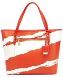 Kenneth Cole Tote (Red, White)