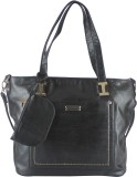 Weigel & Fox Shoulder Bag (Black)