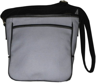 Needlecrest Messenger Bag(Light Blue)