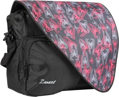 Zwart Messenger Bag