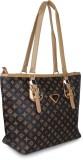 Star Style Shoulder Bag (Brown)
