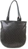 Felicita Shoulder Bag (Black, Gold)