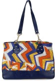 Deniza Hand-held Bag (Multicolor)