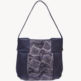 Jeane Sophie Shoulder Bag (Blue)