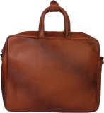 Incredible Range Messenger Bag (Brown)