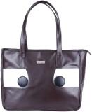 Bern Hand-held Bag (Brown)