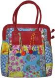 Lal Haveli Hand-held Bag (Multicolor)