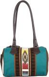 Anekaant Hand-held Bag (Blue, Multicolor...