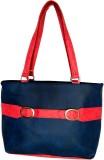 Jovial Bags Hand-held Bag (Blue, Pink)