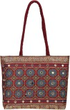 Fashiondrobe Shoulder Bag (Maroon)