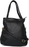 Vero Couture Hand-held Bag (Black)