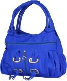 Barsha Hand-held Bag (Blue)