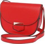 Fur Jaden Sling Bag (Red)