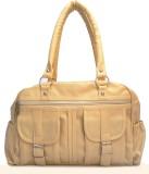 Jovial Bags Hand-held Bag (Beige)