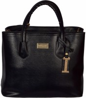 Cuddle Hand-held Bag(Black)