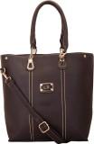 9Design Shoulder Bag (Brown)