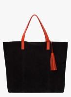 Risa Tote(Black & Orange)