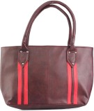 Coash Hand-held Bag (Maroon)