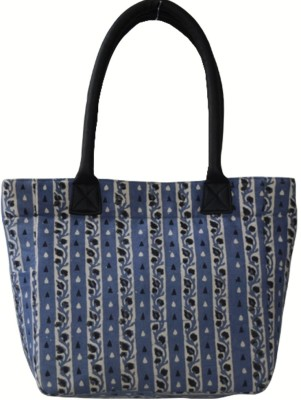 HVE Shoulder Bag(Blue)