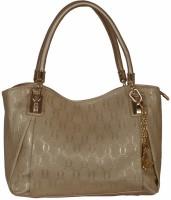 Cuddle Hand-held Bag(Gold)