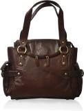 Hidekraft Hand-held Bag (Brown)